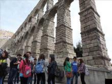 Embedded thumbnail for Excursión Segovia 15 de abril 2014. Concejalía de Juventud, Ayuntamiento de Manzanares
